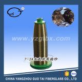 Filato della fibra del basalto di resistenza 650-980 di temperatura