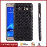 Toda la piel de alta calidad PU Funda de teléfono móvil para Samsung J5 J7 (2016)