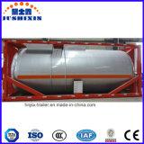 Gas-Becken-Behälter des 20FT 40FT Kohlenstoffstahl ISO-Speicher-LPG/LNG