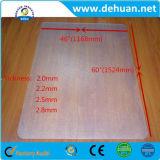De Matten van de Vloer van pvc van het multi-materiaal en van de Vorm voor de Harde Bescherming van de Vloer & van het Tapijt