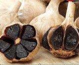 Черная выдержка чеснока с естественными полифенолами