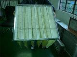 Filter van de Zak van de Efficiency van En779 F8 de Middelgrote voor de Eenheid van de Behandeling van de Lucht