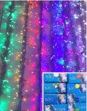 Streifen des LED-dekorativer Baum-Weihnachtsfeiertags-Licht-100bulbs LED