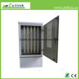 Gabinete transversal da conexão de 600/900/1200 de par SMC, gabinete de distribuição da fibra óptica