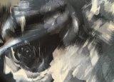 400t в полной мере глухой печать нейлоновая ткань из тафты вниз куртка