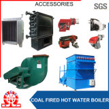 Doppelte Trommel-Niederdruck-Kohle abgefeuerte Dampfkessel-Hersteller