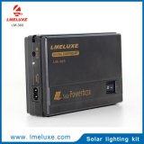 CC 3W con l'indicatore luminoso solare della lampadina di 4 PCS LED