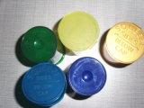 Knall-Spitzenphiolen, eingehängter Kappen-Behälter, einfaches Pressung-Seiten-Phiole-Flaschen-Glas