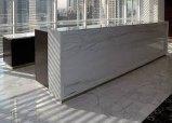 Bank/Stoel/Bureau van de Steen van het graniet het de de Snijdende voor Werf/Stoel