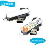 USB de la sublimación de DIY del USB para la venta al por mayor de las ventas al por mayor de la etiqueta engomada de la memoria