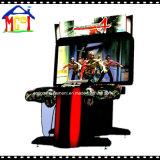Plantas a fichas internas das máquinas de jogo da arcada contra zombis