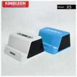 비용을 부과 케이블을%s 가진 Kingleen 모형 X5 Bluetooth 스피커