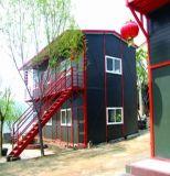 Chambre vivante de structure métallique de ressource
