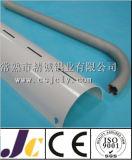 Fournisseur digne de confiance de la Chine du profil en aluminium en aluminium avec le dépliement (JC-P-83062)