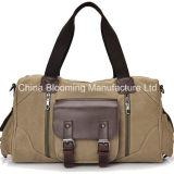 Викэнд перемещения людей холстины носит мешок Duffle отдыха багажа