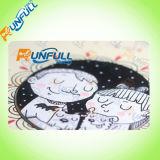 Cr80 Custom Printing Plastic PVC Gift Card com UV Spot