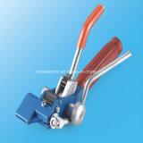 Attache à câble en acier inoxydable recouvert de PVC Type d'aile Zip Tie