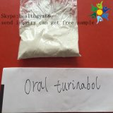 Stéroïdes oraux 4-Chlorodehydromethyltestosterone Turinabol oral de tablettes