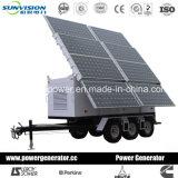 Groupe électrogène mobile de 20kVA à 1650kVA