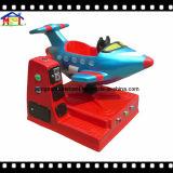 Mova a máquina de jogos infantil do parque de diversões de percurso da máquina operada por moedas