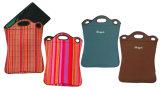 ビジネスハンドルが付いている防水カラーコンピュータ袋のラップトップの袋か袖