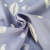 Elástica de tejido Jacquard Yarn-Dyed popular