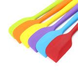 Silicón colorido que cocina la mejores espátula de la cocina de la herramienta de la hornada de la espátula/mercancías de la cocina