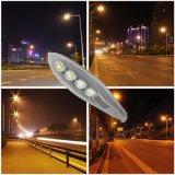 luz de calle de aluminio de fundición a presión a troquel de 150W LED