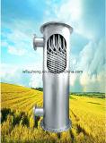 Échangeur de chaleur spiralé de tube de blessure utilisé dans l'industrie énergétique