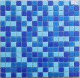 Фабрика Китая цвета мозаики плавательного бассеина голубая