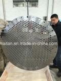 熱交換器のための競争価格のステンレス鋼316L CNCによってあけられるTubesheet