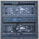Tela interna do diodo emissor de luz da cor P3 cheia
