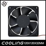120x120x32mm exaustor de ventilação do gabinete do PC DC silenciosa do ventilador Ventilador de resfriamento de plástico