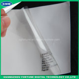 Eco Solvent Transparent Static Cling Film