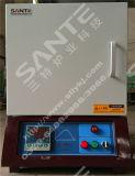 four du Zirconia 1800c pour les instruments 10liters 200*250*200mm de laboratoire