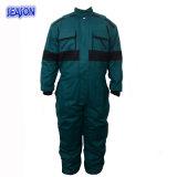 Guardapolvo completado, bata completada, ropa de funcionamiento, desgaste de la seguridad, Workwear protector