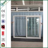 二重窓ガラスのプラスチック耐衝撃性の引き戸の外へ向かう入り口