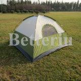 Doppelte Schicht-Zelt mit Regen-Blockenmarkise