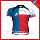 Kundenspezifisches Drucken-Firmenzeichen Sports Jerseys