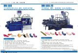 Einspritzung-formenmaschine für die Herstellung der Kristallschuhe