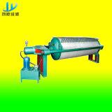 Pressa rotonda del filtro a piastra per produzione del caolino