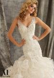 2017 Crystal Arrepiados Cocktail Prom Noite vestido de noiva WD1354