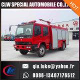 Тележка бой пожара спасения евро IV 5000L Isuzu