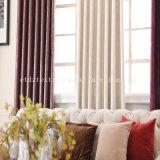 100 % Poly tissu gaufré rideau de fenêtre d'indisponibilité