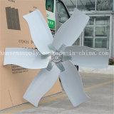Wand-Fenster eingehangener Plastikstahlventilator-prüfender Ventilator-Absaugventilator