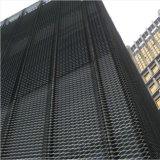 Painel de malha de alumínio para decoração exterior