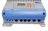 регуляторы обязанности 60A MPPT для панели солнечных батарей Systems12V/24V/48V