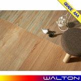 Azulejo de suelo de cerámica de la porcelana de madera del material de construcción 600X600 (6604)