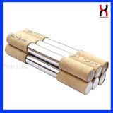 Barre d'aimant de néodyme de NdFeB, bâton Rod magnétique d'aimant