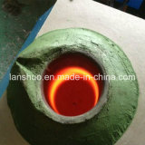 Induktions-Silber der hohen Leistungsfähigkeits-15kw und Goldschmelzender Ofen